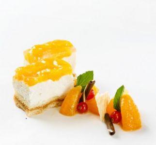 Dessertschnitte Mandarine 24 x 100g