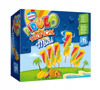 PIRULO Tropical Mini 6 x 50ml