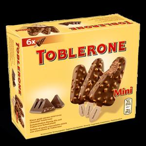 TOBLERONE Ice Cream Mini Stick MP 8 x (6 x 50ml)
