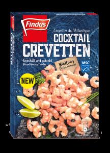 FINDUS Cocktail Crevetten MSC 10 x 150g