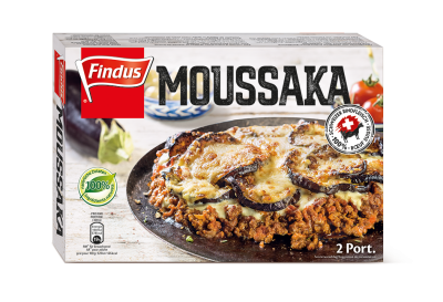 FINDUS Moussaka 8 x 600g