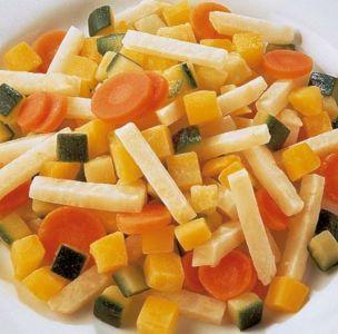 FINDUS Schonkost-Gemüse 2 × 2500g
