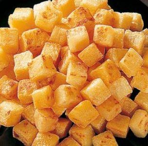 FINDUS Pommes rissolées 2 × 2500g
