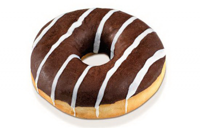 Choco Filled Donut 48 Stk. à 67g