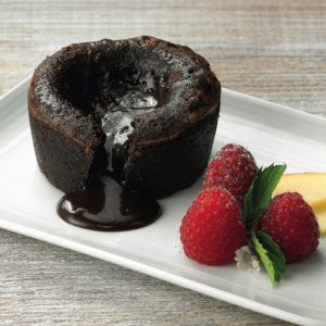 Soufflé Chocolat, gebacken Ø 7 cm, 27 x 110g