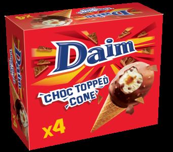 DAIM Balltop Cone MP 6 (4 x 110ml)