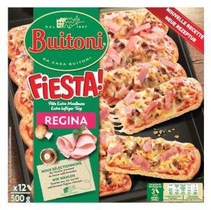 BUITONI Pizza Fiesta Regina Prosciutto e Funghi 8 x 500g