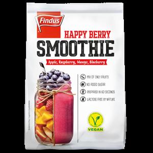 FINDUS Happy Berry Smoothie 8 x 400g