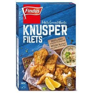 FINDUS Knusper Filets  MSC 8 x 300g