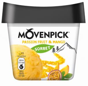 MÖVENPICK Délices de fruit Passion Fruit & Mango 16 x 165ml