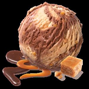MÖVENPICK Chocolate & Salted Caramel 2 x 2400ml