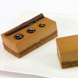 Dessert Chocolat-Croquant 63 Stk. à 50g