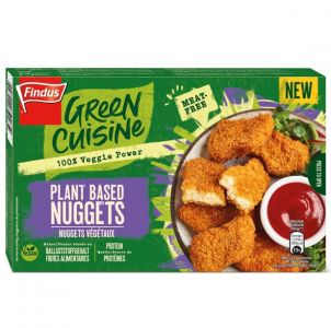 FINDUS Green Cuisine vegane Nuggets 10 x 250g