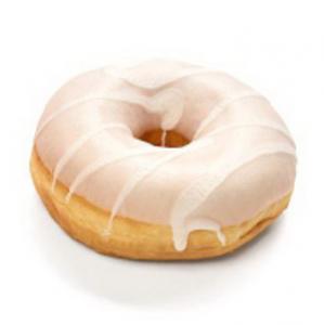Vanilla Filled Donut 48 Stk. à 70g