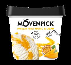 MÖVENPICK Passion Fruit Mango & Cream 4 x 900ml