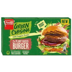 FINDUS Green Cuisine plant based Burger 8 x 200g