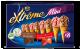 EXTRÊME Mini Chocolat Erdbeer 6 x (8 x 60ml)