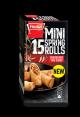 FINDUS Mini Spring Rolls Chicken Red Curry  6 x (15 x 20g)