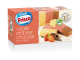 FRISCO Vanille/Erdbeer/Chocolat Rahmglace 6 x 750ml